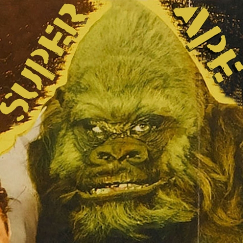 Super Ape - Ruff Rugged Raw