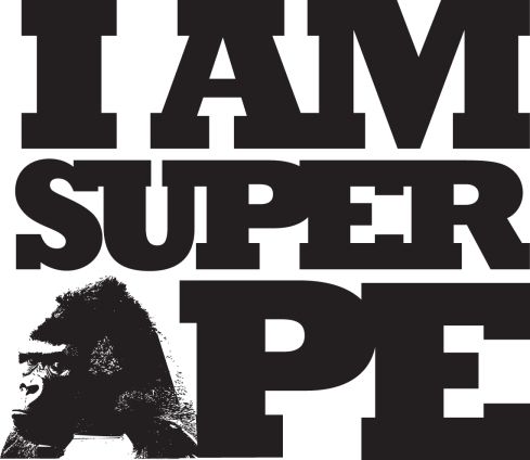 I Am Super Ape